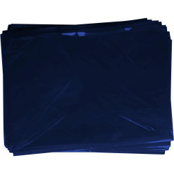 RAINBOW CELLOPHANE 750mmx1m Dark Blue (Pk/25)