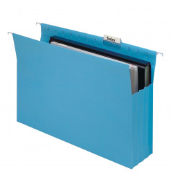 MARBIG SUSPENSION FILES Expand w/Tabs & Inserts Blue PK20