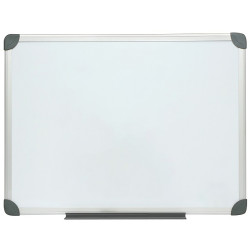 BOONE COMMERCIAL WHITEBOARDS Magnetic Alum Frame 1200x2400