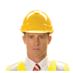 ZIONS PHHV VENTED HARD HAT Lightweight