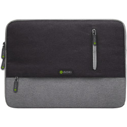 MOKI ODYSSEY SLEEVE Fits up to 13.3inch Laptop Black / Grey